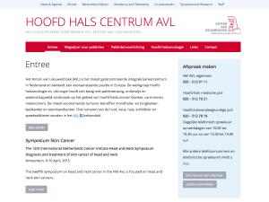 Hoofd Hals Centrum AVL